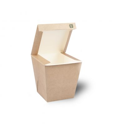 Natural Ware NeverLeak Asian Style container 800 ml - 375 stuks