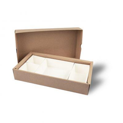 Gastrobox Take Away 320x174x55 mm