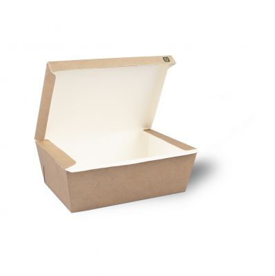 Natural Ware NeverLeak Standard container 1500 ml - 200 stuks