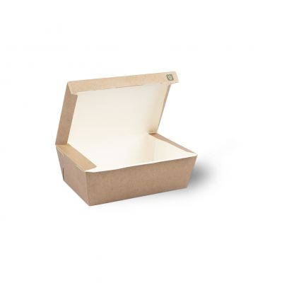 Natural Ware NeverLeak Standard container 800 ml - 300 stuks