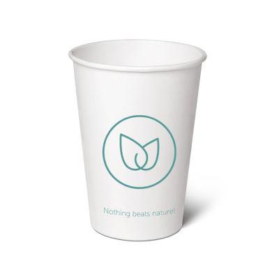 Cups.bio Custom Koffie- en theebeker 12oz - 360ml