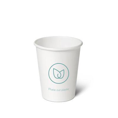 Cups.bio Custom Koffiebeker 6oz - 180ml