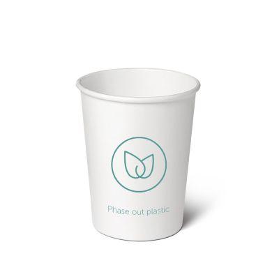 Cups.bio Custom Koffie- en theebeker 8oz - 240ml