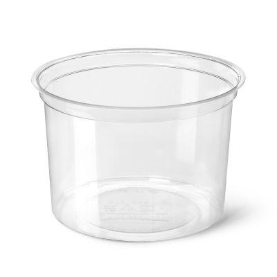 Natural Ware PLA salade box (500ml) - 50 stuks