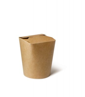 Natural Ware Takeaway Noodlebox (650ml) - 50 stuks