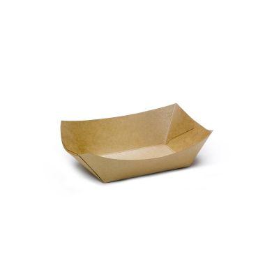 Natural Ware Snack tray kraft (200ml) - 250 stuks
