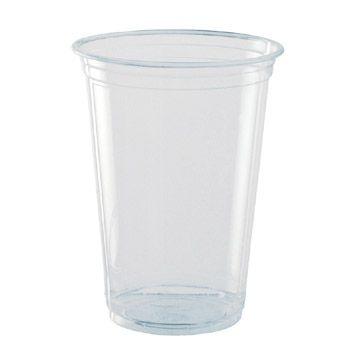 PLA drinkbeker (250ml) - 80 stuks