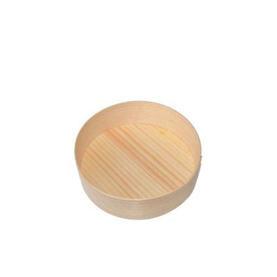 Truewood Round Cup wood (9cm) - 20 pcs